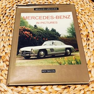 Mercedes Benz in Pictures by Roy Bacon